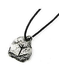 青灰色 Norse Viking Rune 吊坠.