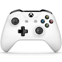 【Xbox无线手柄】Microsoft 微软 Xbox无线控制器/手柄 白色 (带3.5mm耳机接头) TF5-00007 顺丰发货 可开专票