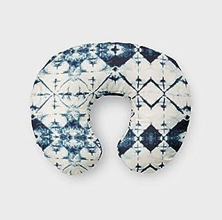 Shibori 哺乳枕 *蓝 适合哺乳妈妈 靛蓝色 | 柔软面料适合哺乳枕