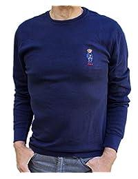 Polo Ralph Lauren 保羅拉夫勞倫男式針織圓領襯衫