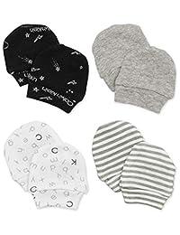 Calvin Klein 婴儿手套,多件装