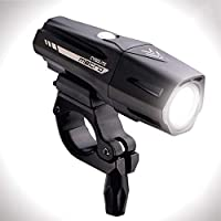 Cygolite Metro Pro 1100 USB 可充电自行车灯,黑色