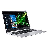 Acer 宏碁 Aspire 5,15.6英寸(396.23毫米)全高清IPS显示屏,第8代英特尔酷睿i5-8265U,8GB DDR4,256GB PCIe NVMe SSD,背光键盘,指纹识别器,Windows 10 Home,A515-54-51DJ