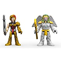 Fisher-Price Imaginext Power Rangers King Sphinx & Scorpina