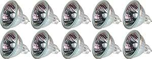 GE 照明灯泡 透明 Warm White (3050K) 10-Pack 20843