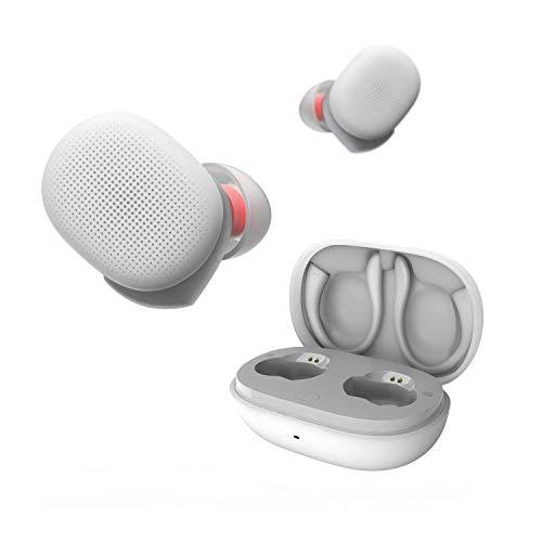 心率监测 超长续航 Amazfit PowerBuds 真无线专业运动耳机 CES2020新品