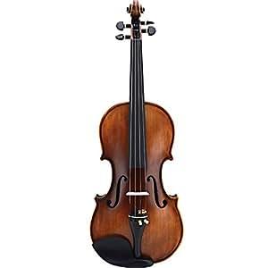 Christina 克莉丝蒂娜 V03-1/8 小提琴纯手工实木小提琴乌木考级初学儿童成人乐器