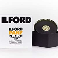 Ilford PAN F Plus 超薄粒面黑白胶片 ISO 50,100 英尺