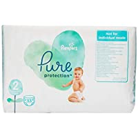 Pampers 帮宝适 Pure Protection 覆盖 多种颜色 Monatsbox Gr. 2 132