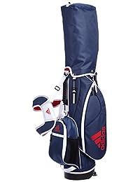 [ 阿迪达斯高尔夫 ] 青少年高尔夫球包支架型铭牌附带 / / / / 7/ / / / 39英寸支持 awt56