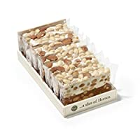 Vital A Slice of Heaven Vanilla and Chocolate Nougat, 100 g, Pack of 5