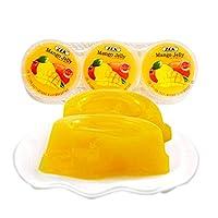 马来西亚原装进口果冻儿童果冻零食 (芒果3连杯*2)