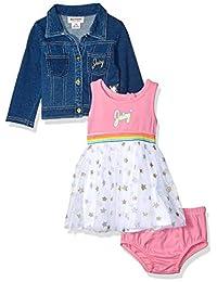 Juicy Couture 女婴连衣裙3件套