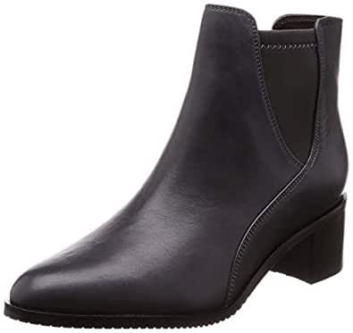 Clarks 女 Poise Lola生活休闲鞋261360114025 灰色 35