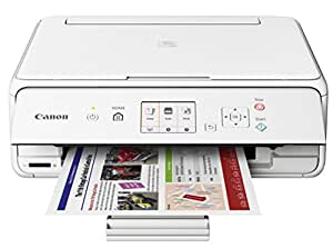 Canon 佳能 办公用品系列PIXMA TS5020 WH无线彩色照片打印机 集扫描仪和复印功能于一体 白色