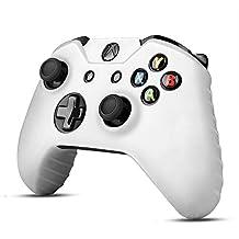 TNP Xbox One Controller 手机壳 - 软硅胶橡胶握套保护壳 适用于 Xbox One 无线游戏游戏手柄 控制器【一盒】