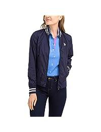 U.S. Polo Assn. 女式飞行员风衣