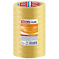 tesafilm 大号胶带 10卷 66m:15mm