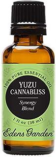 Edens Garden Yuzu Cannabliss 精油混合物(* 纯净,未稀释*/*佳级)优质芳香*油 30 ml