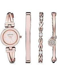 Anne KleinAK/3284LPST analog 合金 玫瑰金色 AK/3284LPST dress-watches