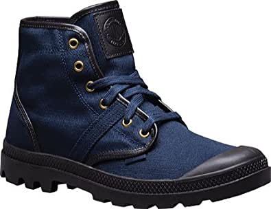 Palladium 男士 Pallabrouse TW 战斗靴 Navy/Dark After 14 M US
