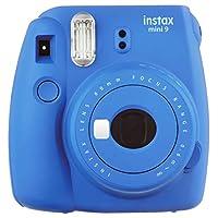 Fujifilm 富士 instax mini 9 拍立得 相机 艳蓝色