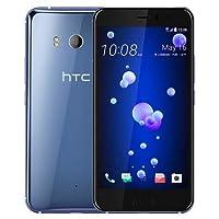 HTC U11 HTC u-3w 边框触控全网通4G智能手机 (皎洁银)