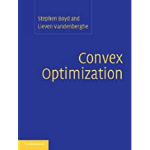 Convex Optimization (English Edition)