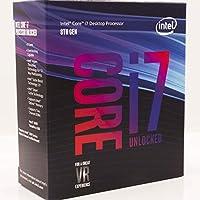 Intel 英特尔 酷睿i7-8700K台式机处理器 6核 高达4.7GHz Turbo Unlocked LGA1151 300系列95W