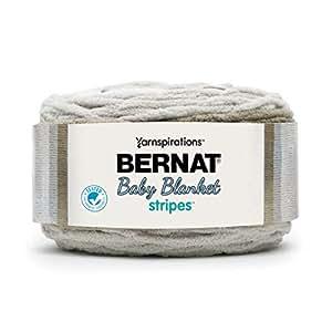 Bernat 毛毯条纹纱线 Pebbles 16126060013