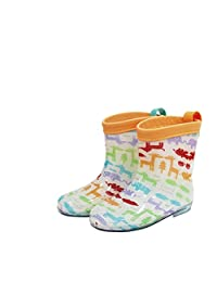 kukahipo 儿童用 儿童靴子 动物 共2种尺寸 L 19cm 83143