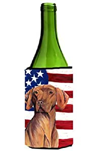 USA American Flag with Vizsla Michelob Ultra Koozies for slim cans SC9022MUK 多色 750 ml