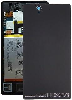 ALSATEK 铝制替换后盖适用于索尼 Xperia Z/L36h 黑色