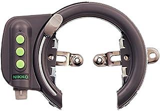 NIKKO(NIKKO) 圆桶锁 3个 (银色) YD-4284