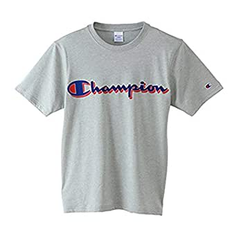 Champion ACTION STYLE (ATHLETIC) 男式 T恤 C3-MS331-060 花灰 M