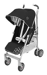 (跨境自营)(包税) Maclaren 玛格罗兰 婴儿推车 Techno XT Black/Silver