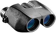 Bushnell Powerview 紧凑折叠屋顶棱镜双筒望远镜1954841-20 8x42 黑色