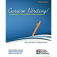 Cursive Writing!: An Introduction to Cursive Writing for Young ESL Students: Global Edition