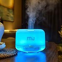 MiuColor米悠本色 超声波香薰加湿器 七彩香薰机 插电香薰灯 香薰炉
