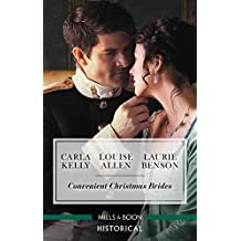 Convenient Christmas Brides/The Captain's Christmas Journey/The Viscount's Yuletide Betrothal/One Night Under The Mistletoe (The Sommersby Brides Book 2) (English Edition)