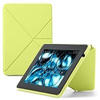 亚马逊Kindle Fire HD折叠式保护套(只适用于老款Kindle Fire HD), 柠檬黄
