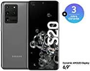 Samsung Galaxy S20 Ultra 5G Smartphone Bundle (17,44 cm) 128 GB interner Speicher, 12 GB RAM, Hybrid SIM, Andr