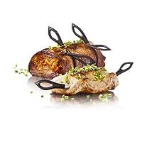 VacuVin梵酷 荷兰进口 烧烤别针 烤肉签 烤签(亚马逊自营商品, 由供应商配送)