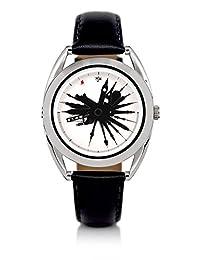 Mr Jones 英国品牌 时间旅行者系列 石英男女适用手表 45-P6(亚马逊进口直采)