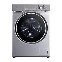 【下单减300元】Panasonic 松下 10kg全自动大容量罗密欧滚筒洗衣机XQG100-E1A2P (亚马逊自营商品, 由供应商配送)