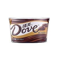德芙 丝滑牛奶巧克力(碗装)252g(加量装随机发货)