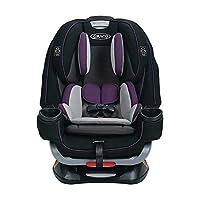 (跨境自营)(包税) GRACO 葛莱 4EVER E2F(升级版) 儿童汽车安全座椅0-12岁正反安装 暗香紫