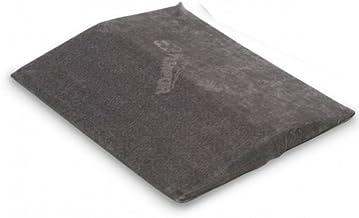 TEMPUR(Tempur) 床靠背支撐 靠墊 灰色 小號 寬50x深37.5x厚1~5cm 120919