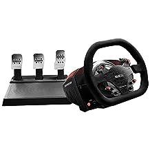 Thrustmaster TS-XW 賽車手(齒輪包含3 - 踏板套裝,Force Feedback,270° - 1080°,生態系統,Xbox One/PC)