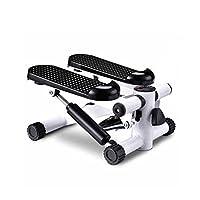 澎逸脚踏机家用健身器材迷你静音 多功能踏步机带拉绳和地毯